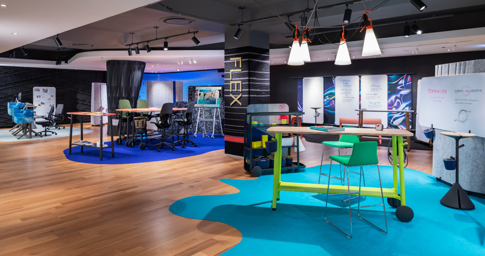 Top Three Steelcase Trends At NeoCon 2019
