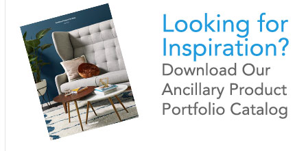 Looking for inspiration? Download our ancillary product portfolio catalog