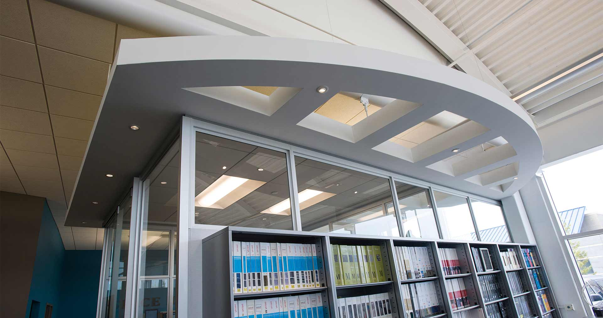 NBS Construction Custom Ceilings Architectural Elements