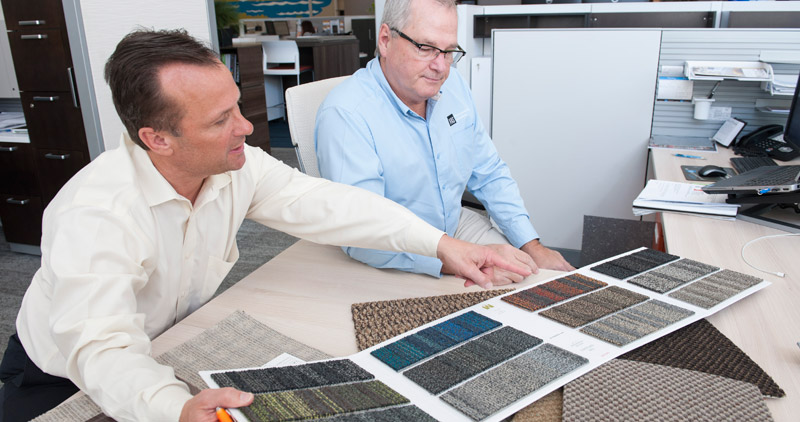 NBS Floorcovering Design, Selection and Specification