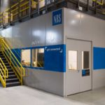 NBS Construction Modular Rooms Mezzanine