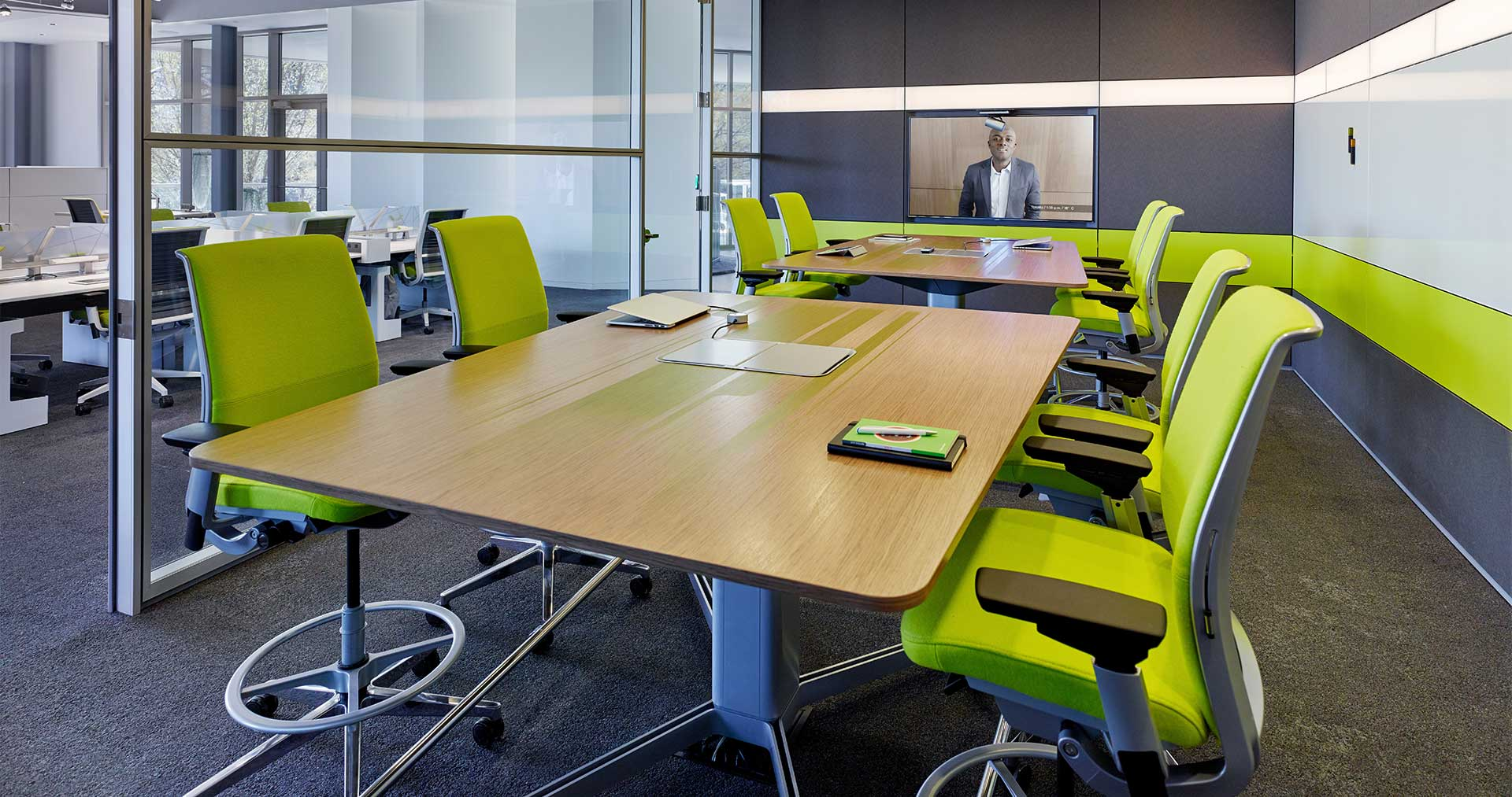 NBS Audiovisual Meeting Rooms