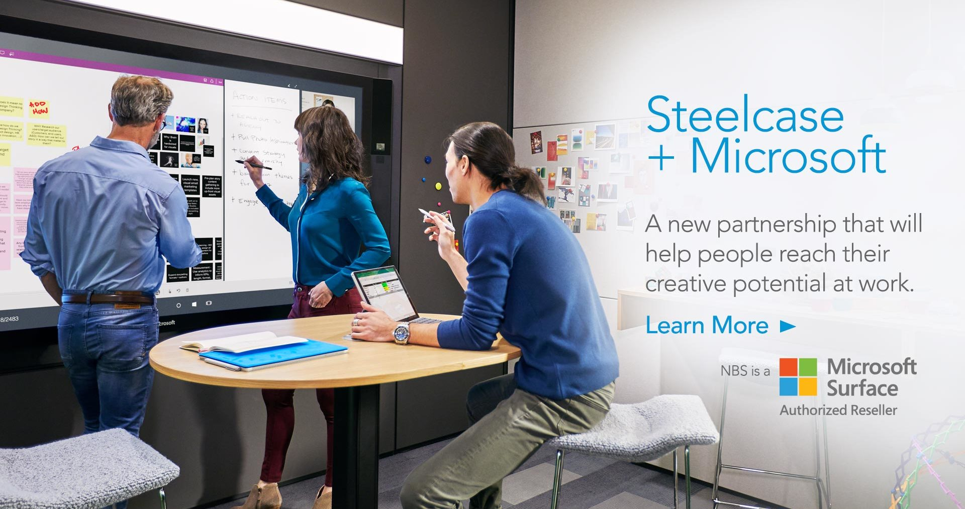 Beau NBS Commercial Interiors | Steelcase Authorized Dealer | Platinum Partner