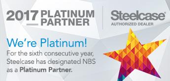 NBS Steelcase Platinum Dealer 2017