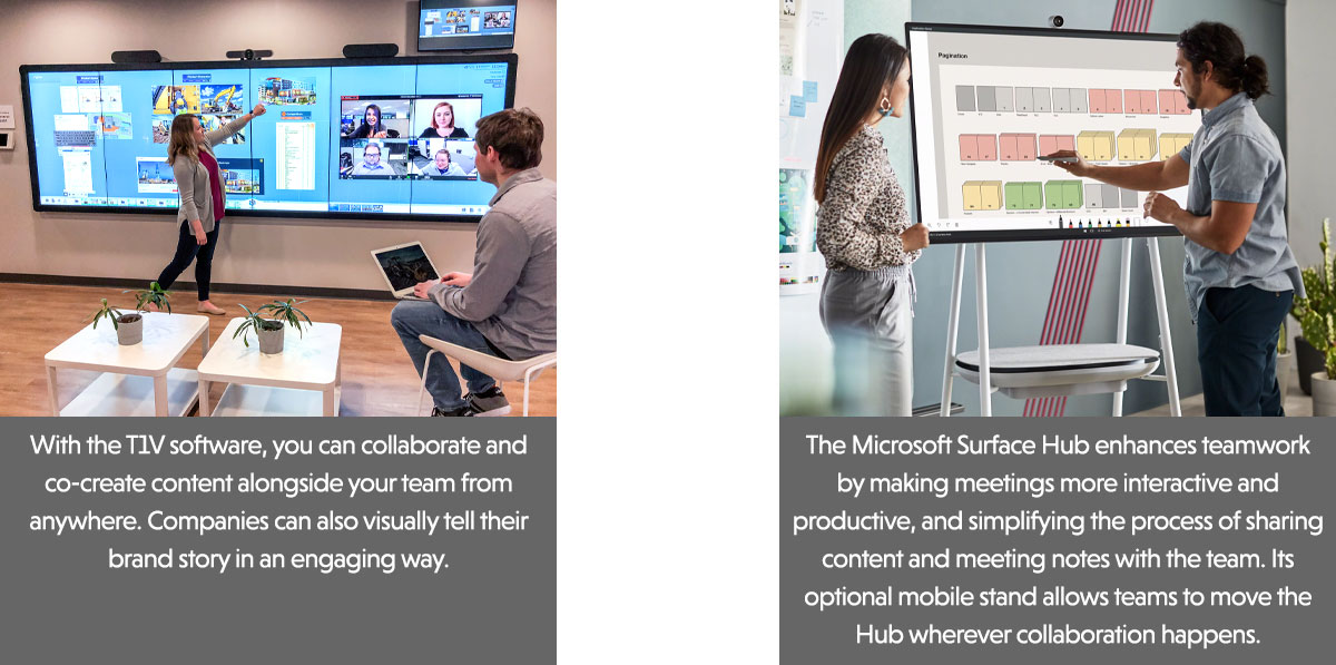 NBS Top Trends Technology T1V and Microsoft Hub