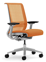 Orange-Think-Chair