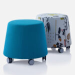 NBS Orangebox Sully Stool