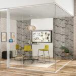 Steelcase Lite Scale Glazing