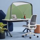 NBS Steelcase Table Tent