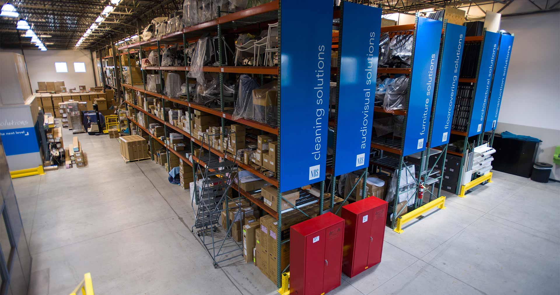 NBS Warehousing and Move Management