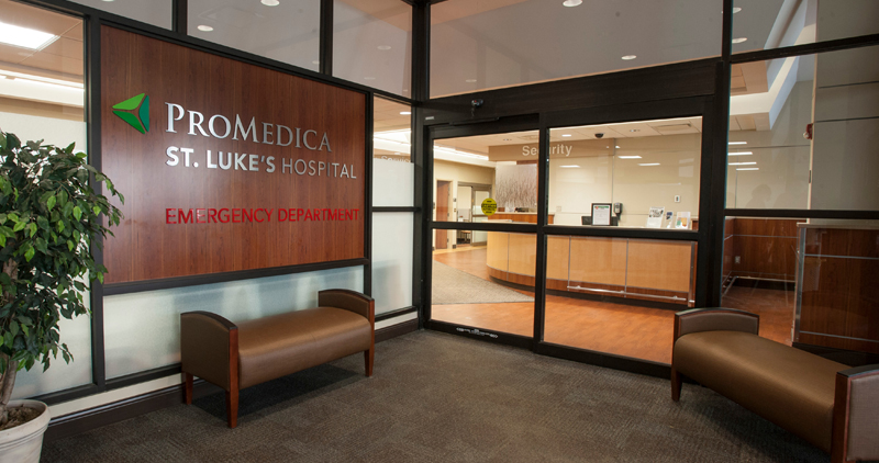 St. Luke\'s Hospital, <br>Emergency Room
