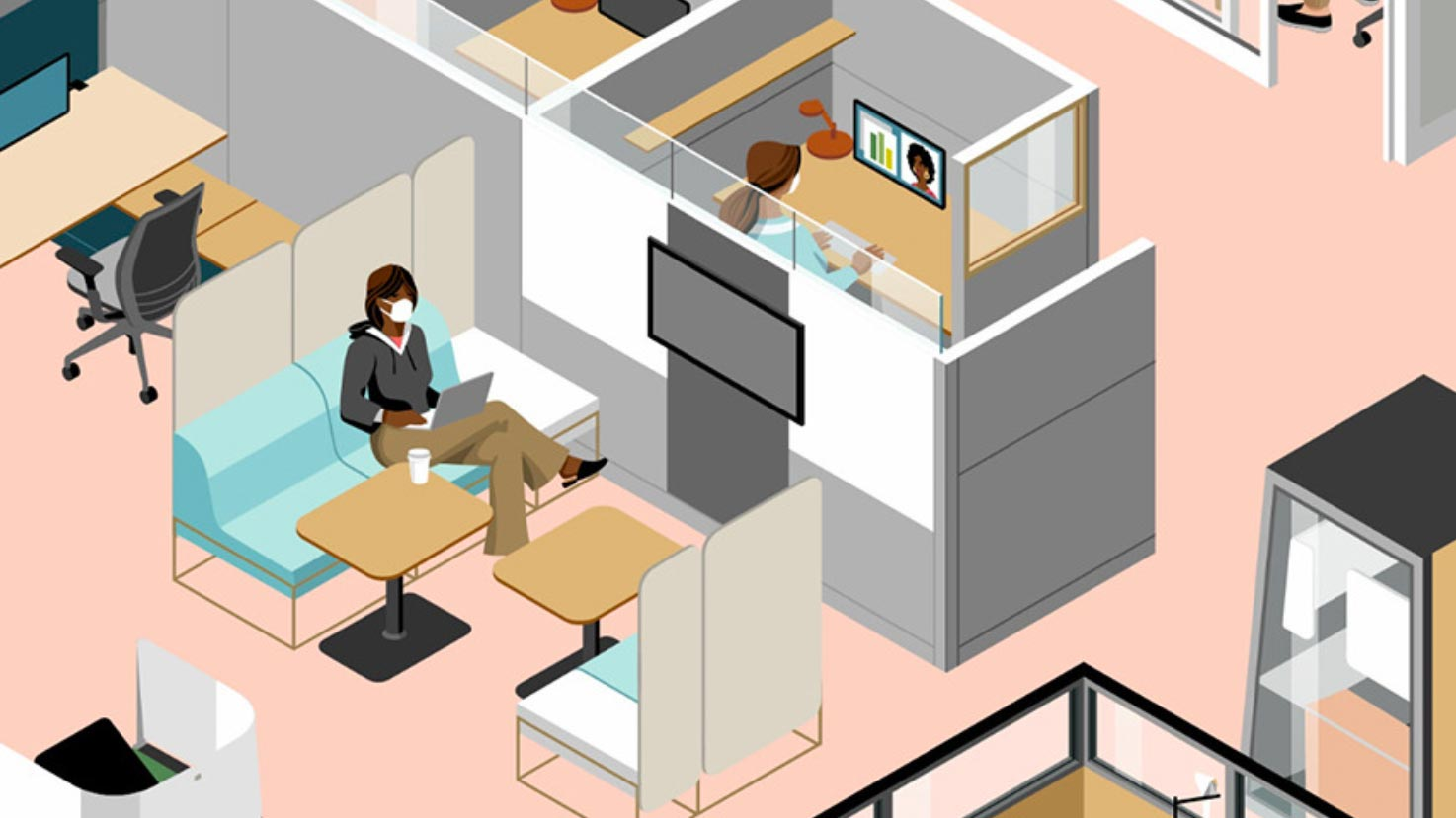 NBS Steelcase Design for Productivity