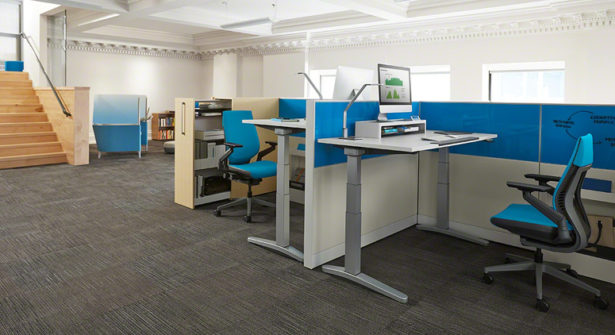 NBS Steelcase Answer System Upgrades